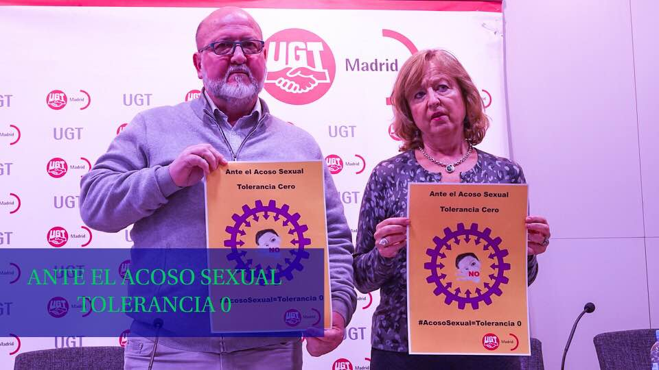Contra el abuso sexual tolerancia 0 (foto)